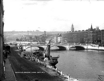 Patrick's Bridge, Cork (Ref.:LROY2671).