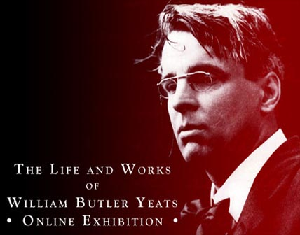 Yeats: visit the Online Exhibition