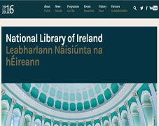 Ireland 2016 website, 11/02/2016