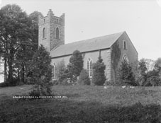 Graiguenamanagh church, Kilkenny, NLI ref. L_ROY 10502