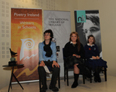 Poetry Aloud 2012 winners