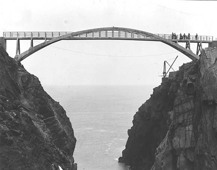Mizen Head Bridge, Co. Cork (Ref.: CL162).
