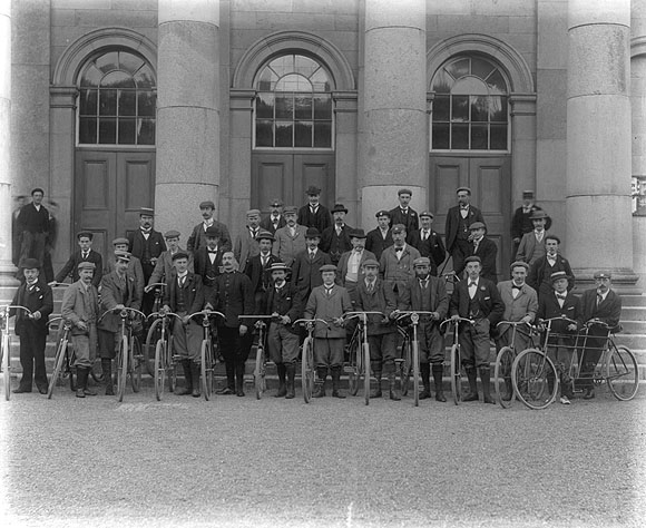 Amalgamation group of bicycle club