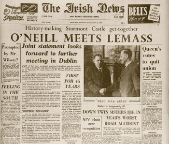 The Irish News, 15.01.1965