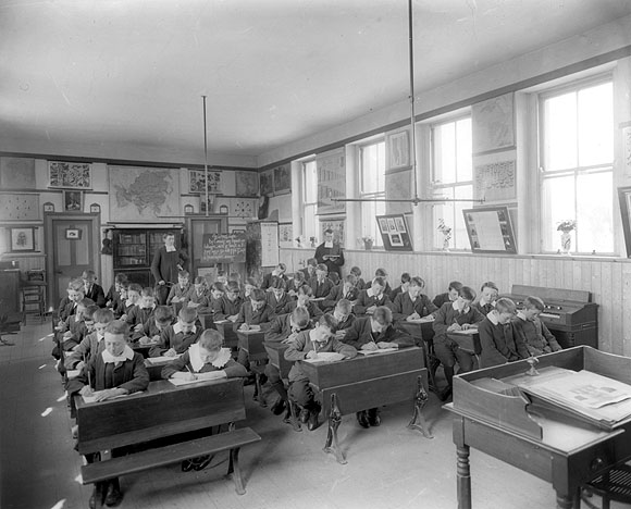 Classroom in Waterford