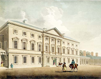 Test:Leinster House by James Malton (PD 3181 TX 127).