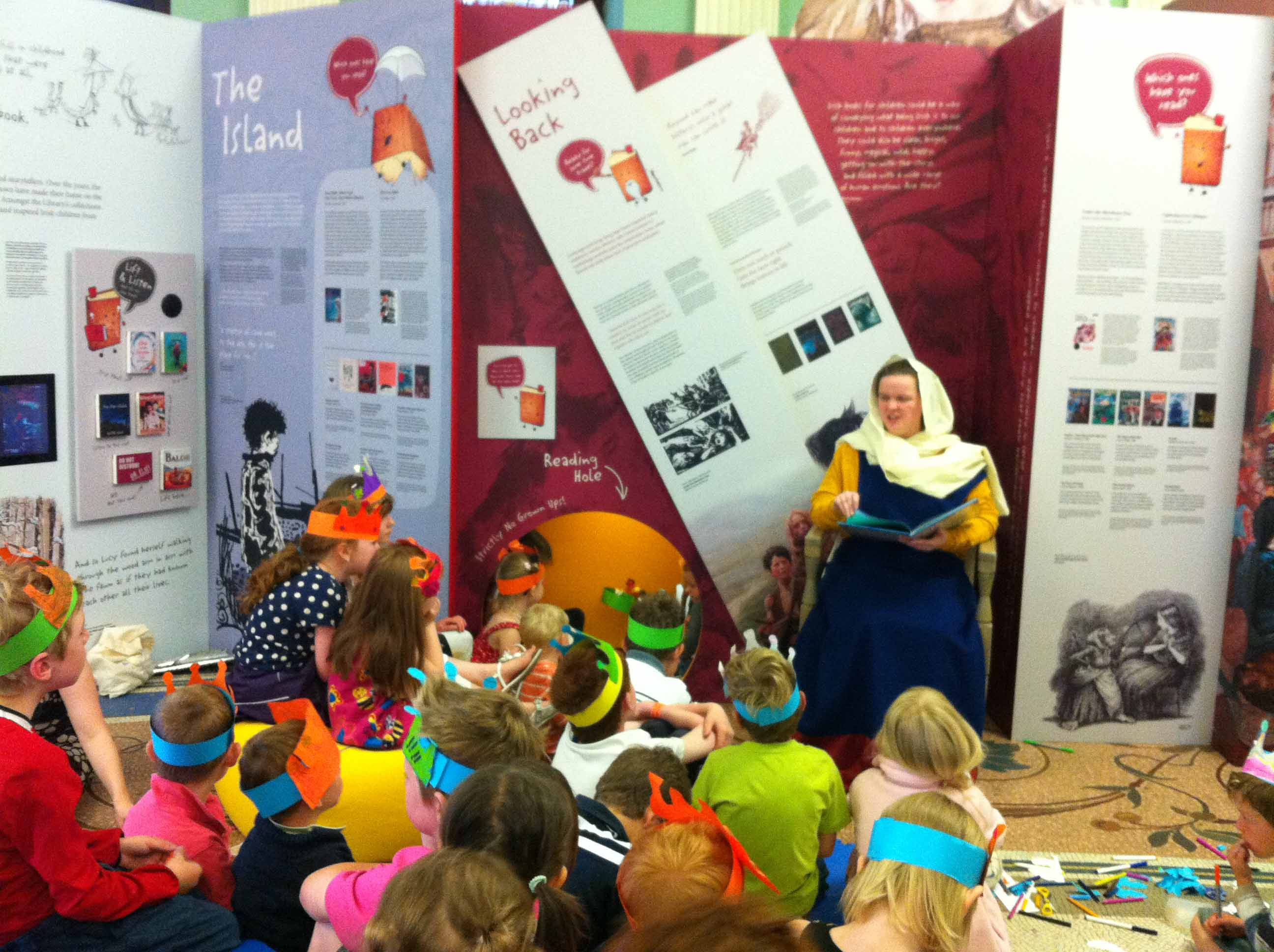Storytelling at Tall Tales
