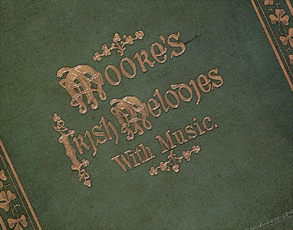Moore's Irish Melodies, Dublin 1888.